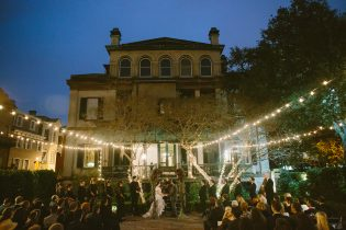 Savannah Wedding, Tara Kneiser