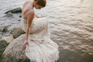 Virginia Wedding, Tara Kneiser, Maggie Sottero
