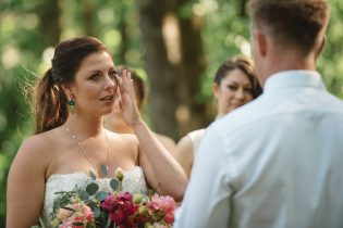 Tara Kneiser, Knoxville Wedding