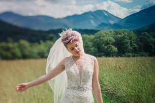 Carolyn McGraw, Tara Kneiser, Lake Placid Wedding