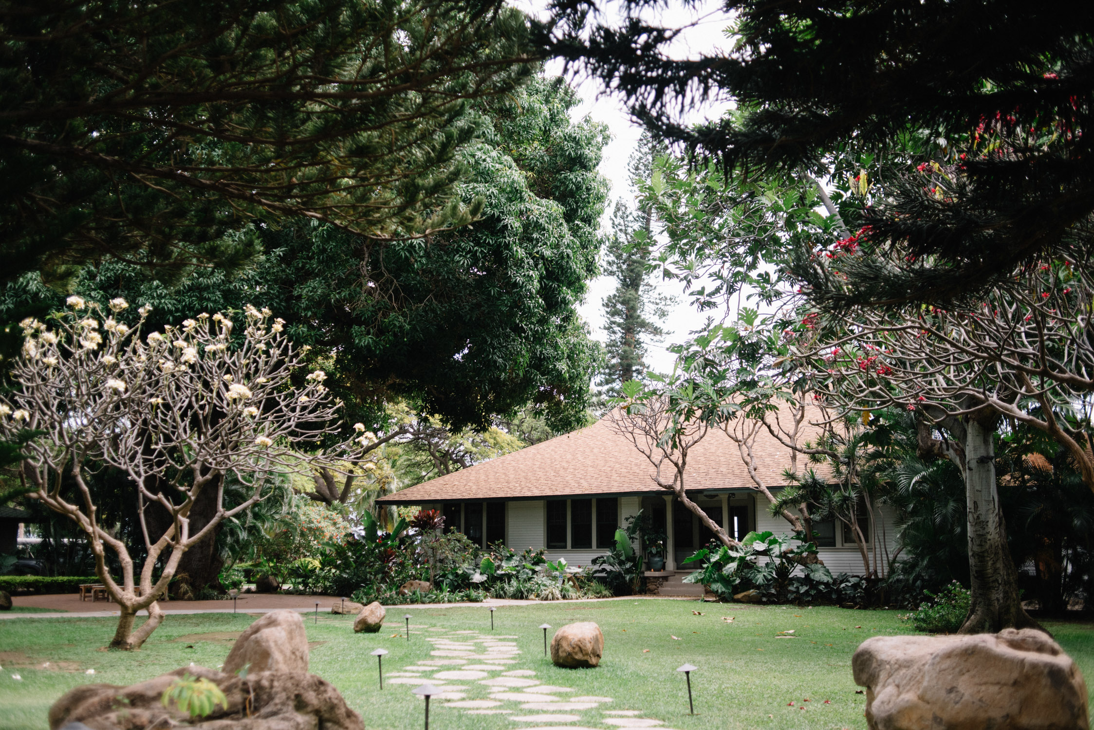 Olowalu Plantation House