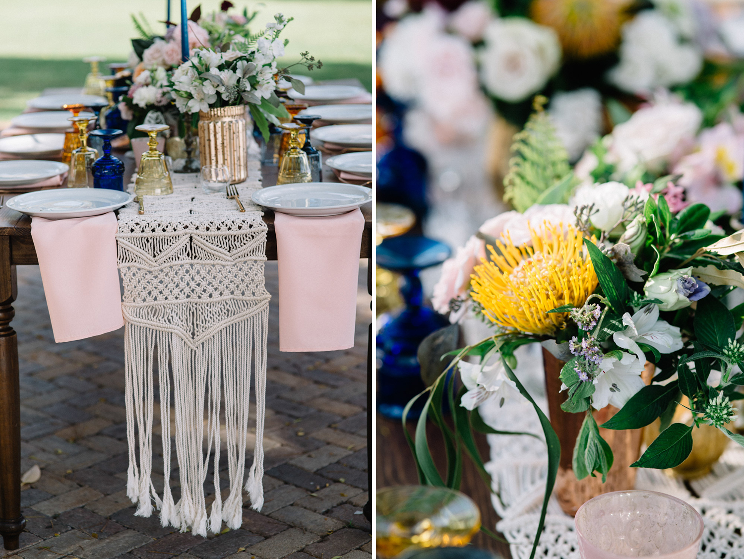 Boho wedding decor Dellables
